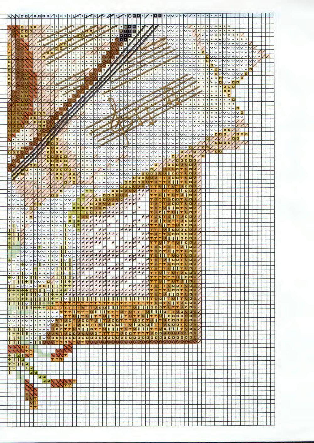 Схемы из бисера - Схемы вышивки 80
